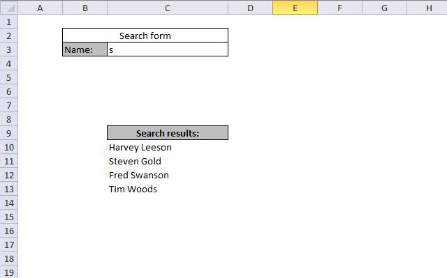 useful search formula