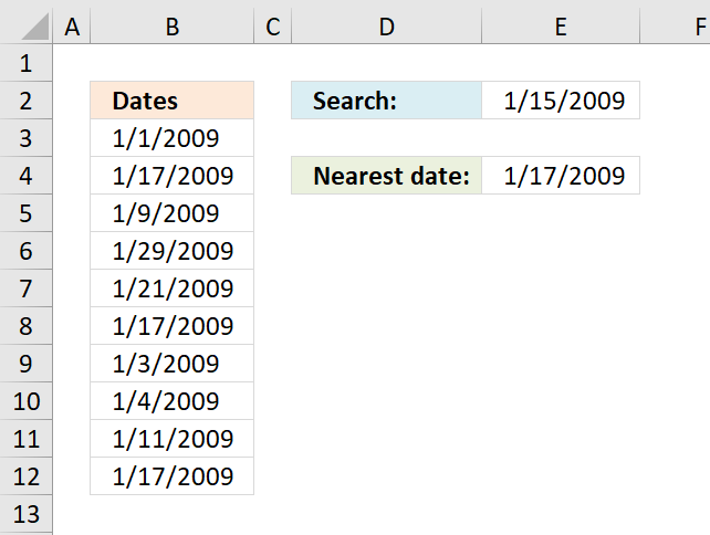 Find latest date based on a condition