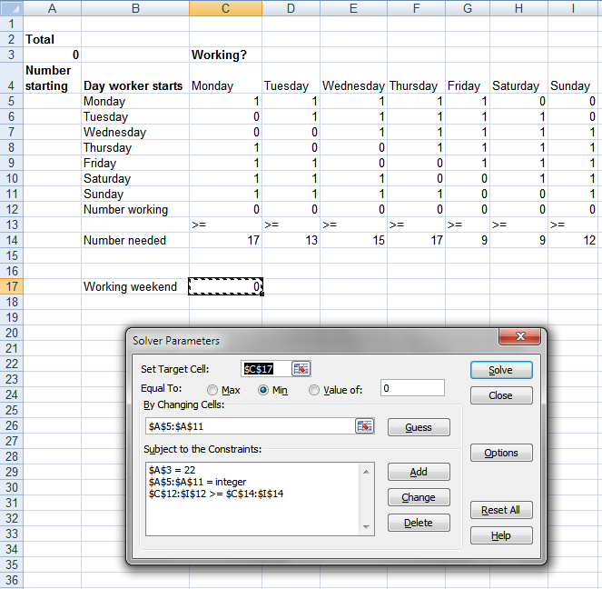 how to add data solver in excel 2010