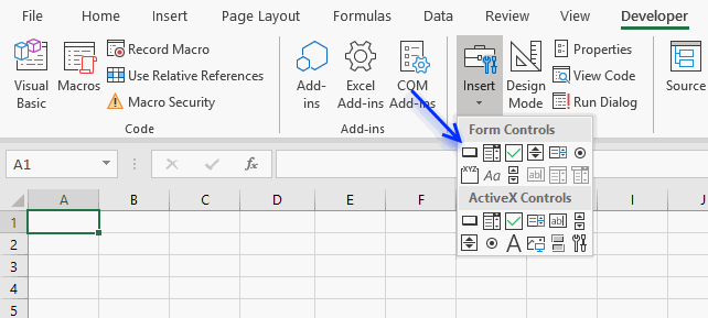 Create a Print button [VBA]