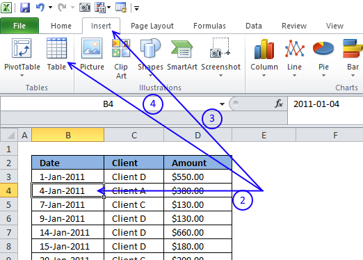 excel how to autorefresh live data