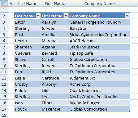 Change pivot table data source using a drop down list