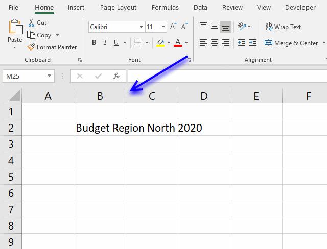 Auto resize columns as you type