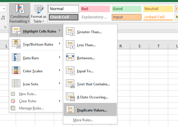 excel top 10 list with duplicates