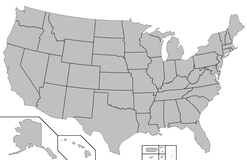 800px Blank map of the United States1