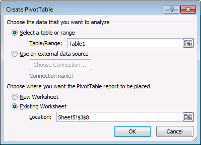 pivot table calendar1