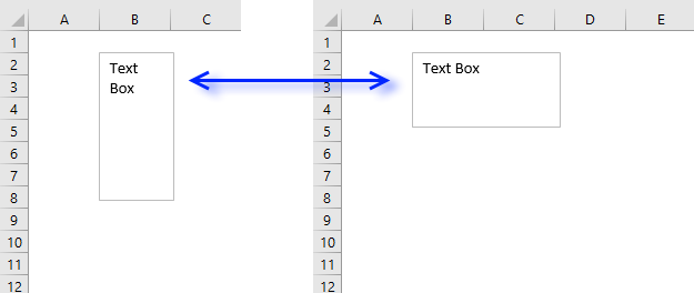 Working with TEXT BOXES [Form Controls]