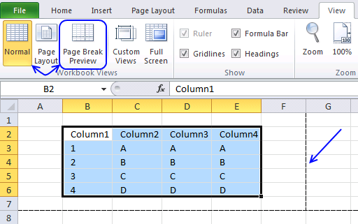 Add your personal Excel Macros to the ribbon