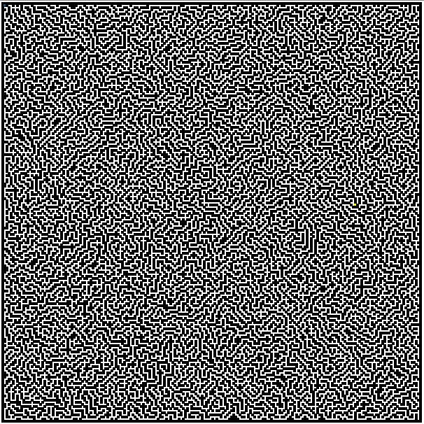 200x200 excel maze