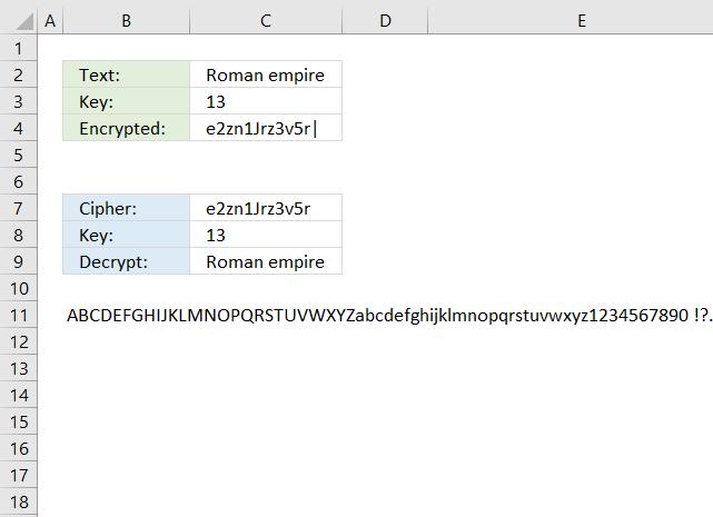 ciphers caesar