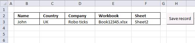 move data to workbooks