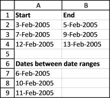 Dates between date ranges1