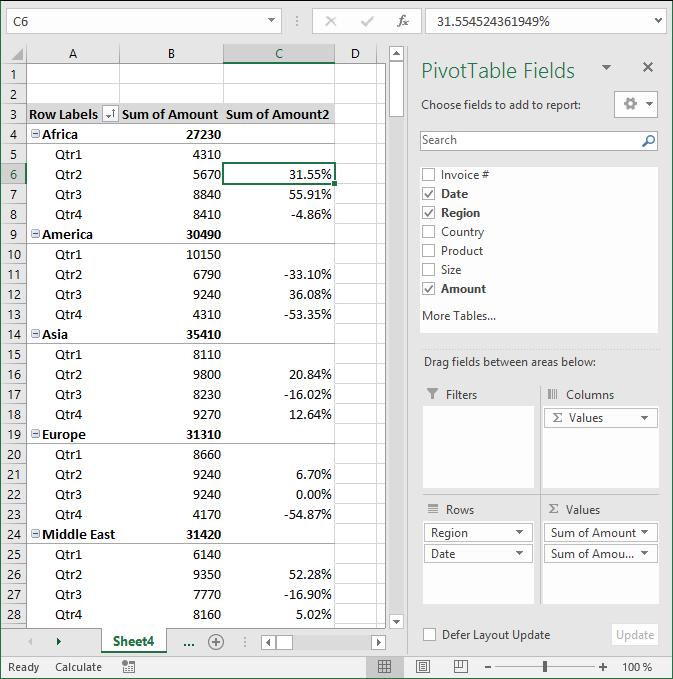 pivot table - analyze3