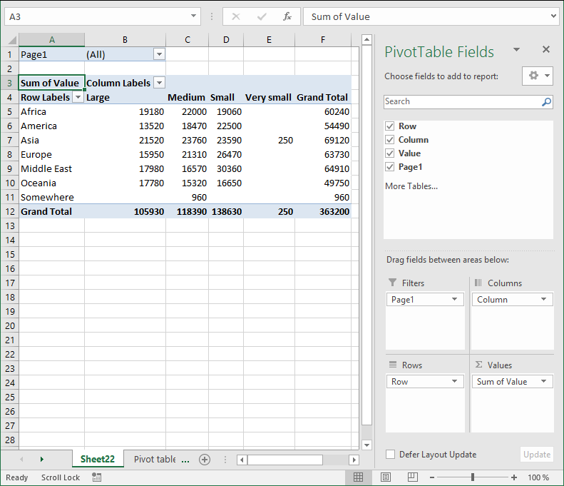 pivot table - consolidate worksheets5