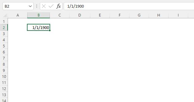 Excel Dates explained1
