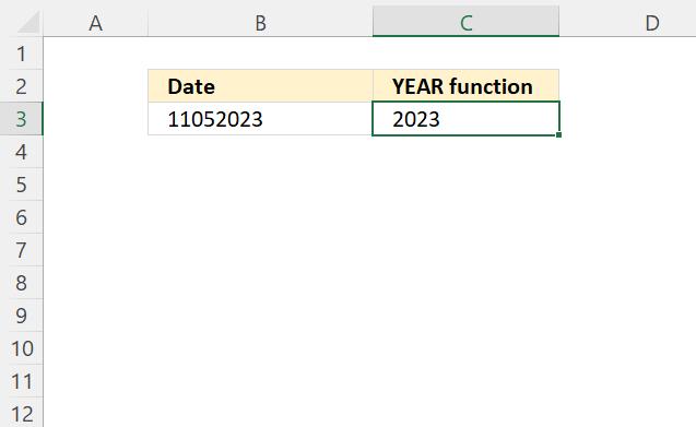 YEAR function NUM error2